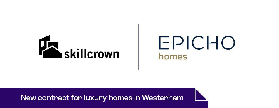 Skillcrown signs contract with Epicho to build luxury homes in Westerham